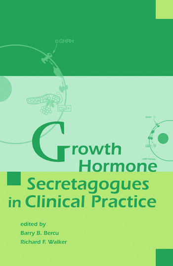 Growth Hormone Secretagogues in Clinical Practice book cover