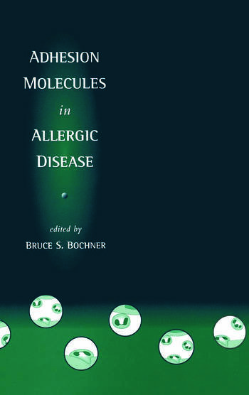 Adhesion Molecules in Allergic Disease book cover