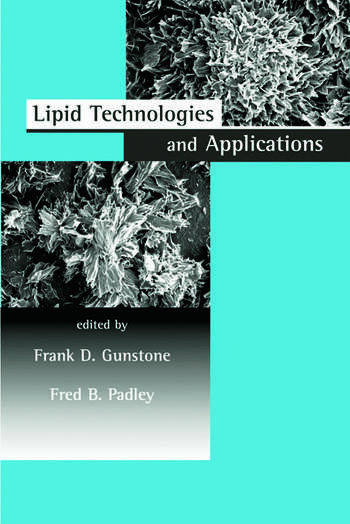 Lipid Technologies and Applications book cover