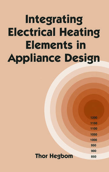 Integrating Electrical Heating Elements in Product Design book cover