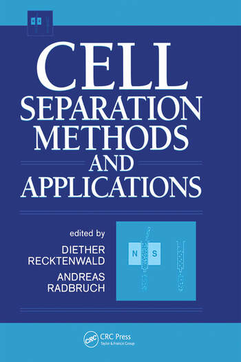 Cell Separation Methods and Applications book cover