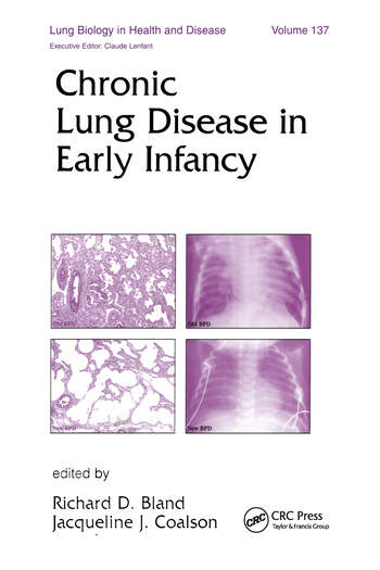 Chronic Lung Disease in Early Infancy book cover