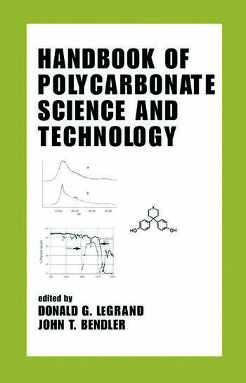 Handbook of Polycarbonate Science and Technology book cover
