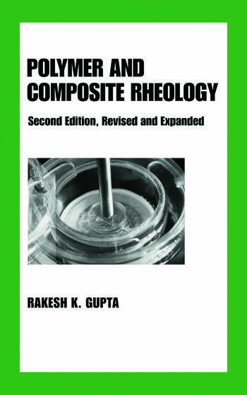 Polymer and Composite Rheology book cover