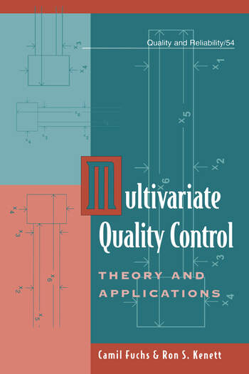 Multivariate Quality Control Theory and Applications book cover