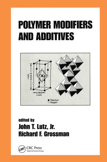 Polymer Modifiers and Additives book cover