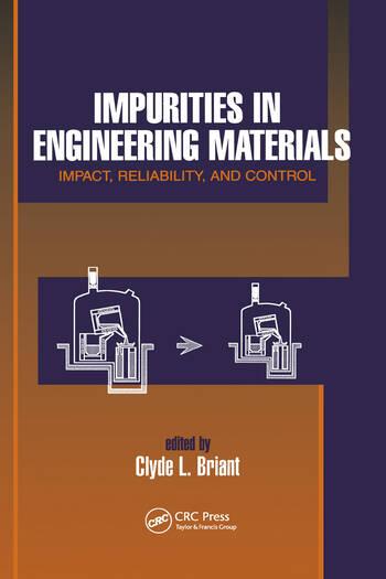 Impurities in Engineering Materials ImPatt, Reliability, & Control book cover