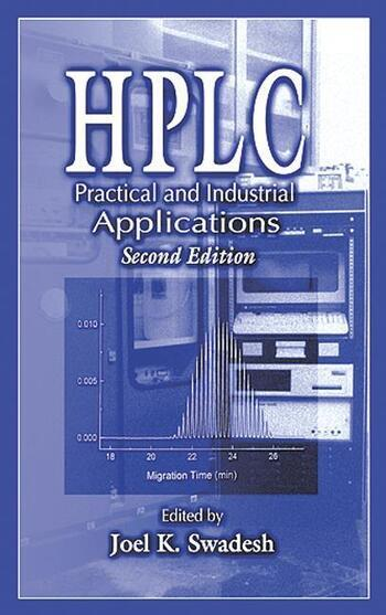 HPLC Practical and Industrial Applications, Second Edition book cover
