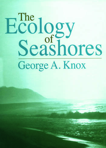 The Ecology of Seashores book cover