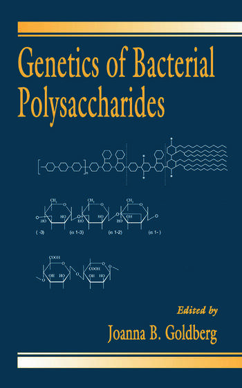 Genetics of Bacterial Polysaccharides book cover