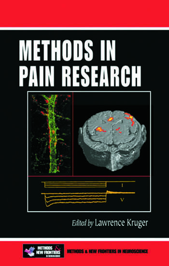 Methods in Pain Research book cover