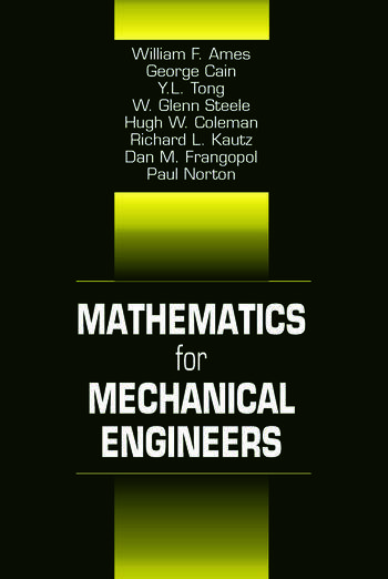 Mathematics for Mechanical Engineers book cover