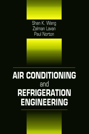 Air Conditioning and Refrigeration Engineering book cover