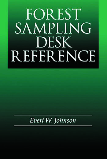 Forest Sampling Desk Reference book cover
