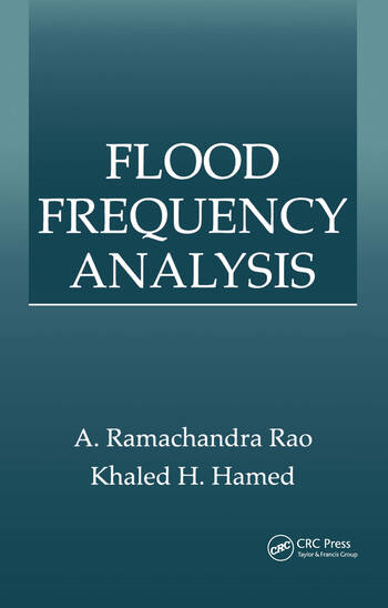 Flood Frequency Analysis book cover