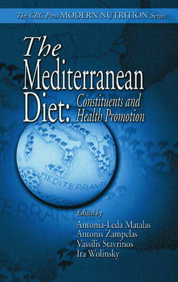The Mediterranean Diet Constituents and Health Promotion book cover