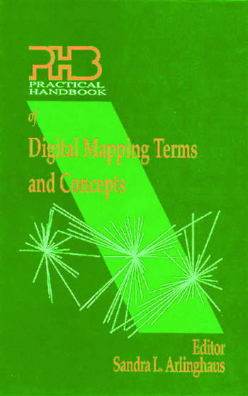 Practical Handbook of Digital Mapping Terms and Concepts book cover