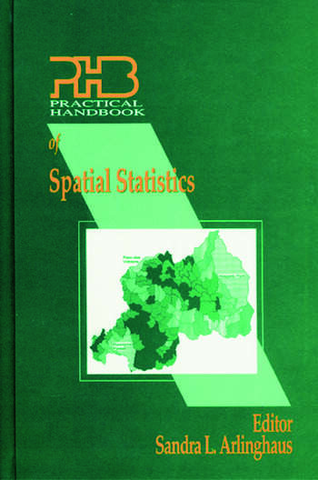Practical Handbook of Spatial Statistics book cover