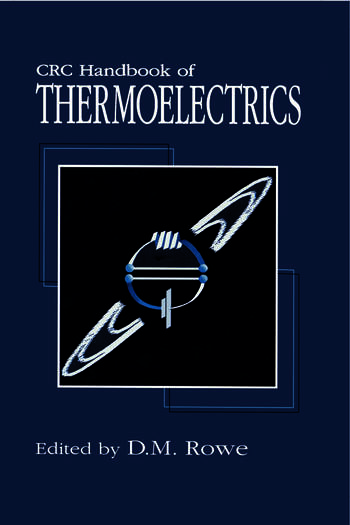 CRC Handbook of Thermoelectrics book cover