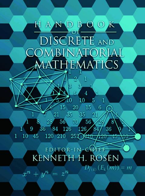 Handbook of Discrete and Combinatorial Mathematics book cover
