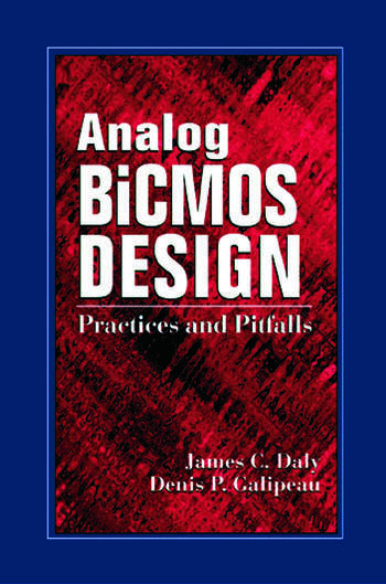 Analog BiCMOS Design Practices and Pitfalls book cover