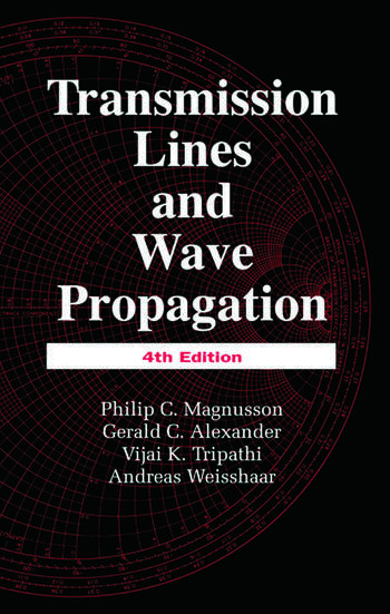 Transmission Lines and Wave Propagation book cover