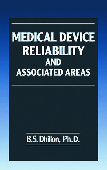 Medical Device Reliability and Associated Areas book cover