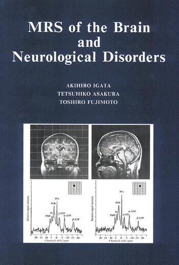 MRS of the Brain and Neurological Disorders book cover