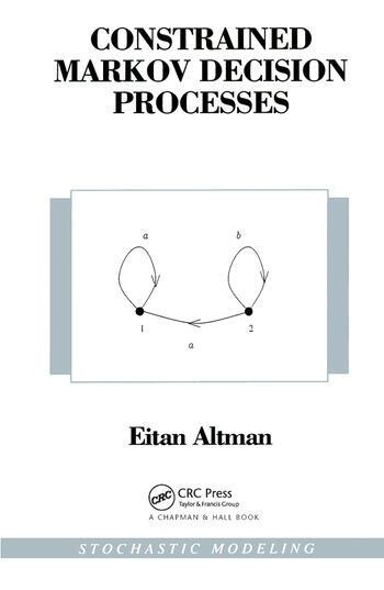 Constrained Markov Decision Processes book cover