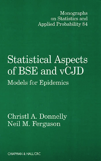 Statistical Aspects of BSE and vCJD Models for Epidemics book cover