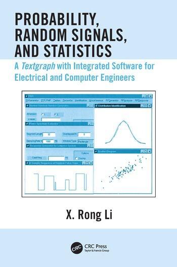 Probability, Random Signals, and Statistics book cover