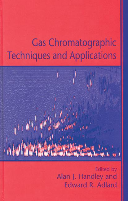 Gas Chromatographic Techniques and Applications book cover