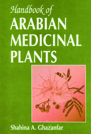 Handbook of Arabian Medicinal Plants book cover