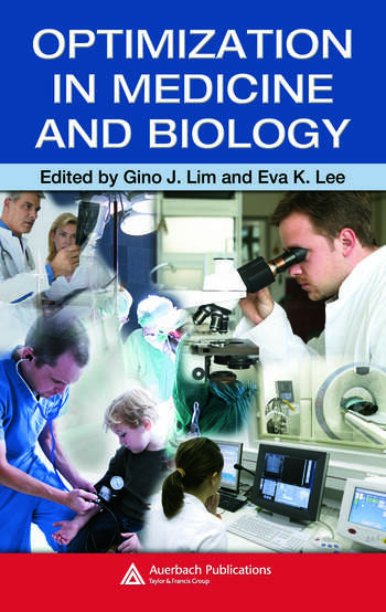 Optimization in Medicine and Biology book cover