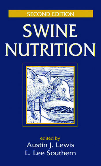 Swine Nutrition, Second Edition book cover