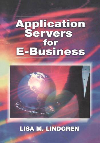 Application Servers for E-Business book cover