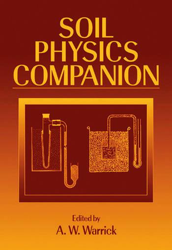 Soil Physics Companion book cover