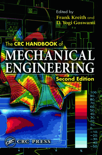 The CRC Handbook of Mechanical Engineering, Second Edition book cover