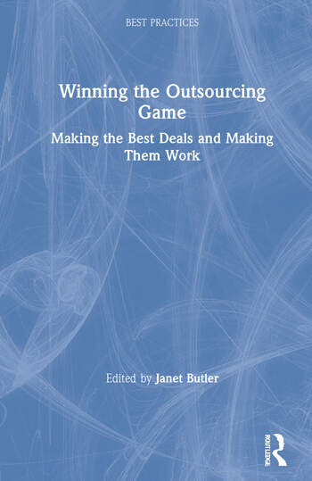 Winning the Outsourcing Game Making the Best Deals and Making Them Work book cover