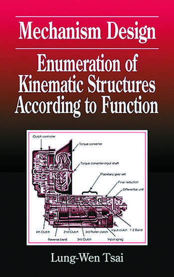 Mechanism Design Enumeration of Kinematic Structures According to Function book cover