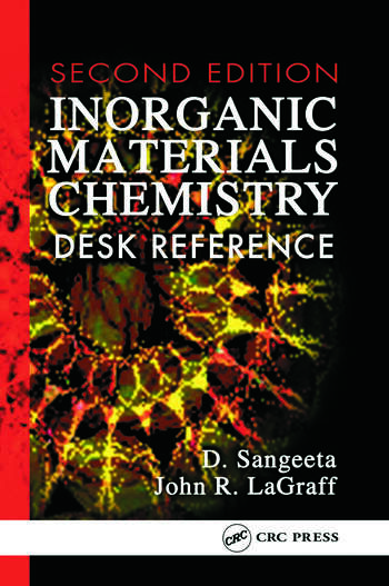 Inorganic Materials Chemistry Desk Reference book cover
