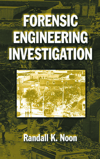 Forensic Engineering Investigation book cover