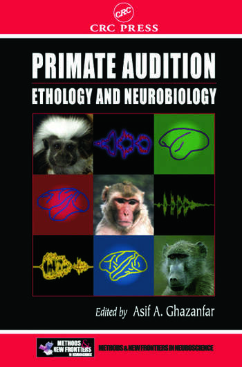 Primate Audition Ethology and Neurobiology book cover