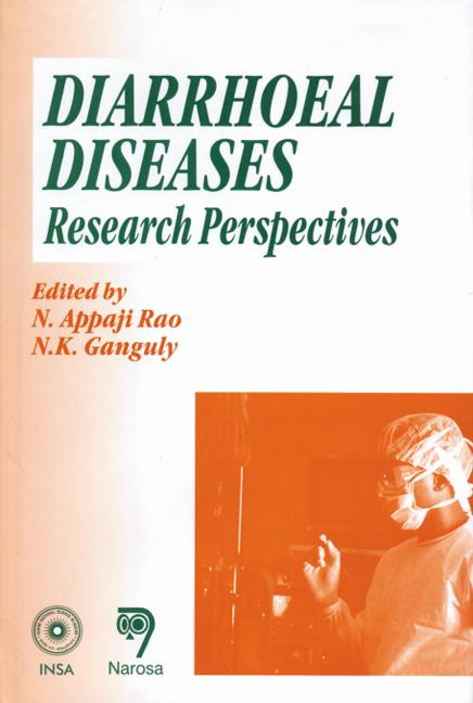Diarrhoeal Diseases Research Perspectives book cover