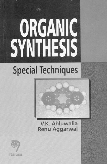 Organic Synthesis Special Techniques book cover