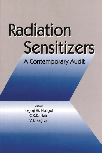 Radiation Sensitizers A Contemporary Audit book cover