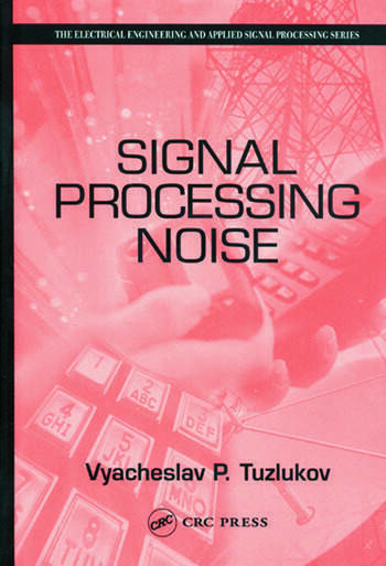 Signal Processing Noise book cover