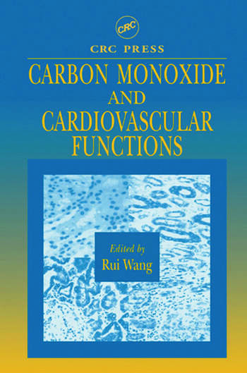 Carbon Monoxide and Cardiovascular Functions book cover