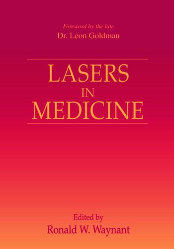 Lasers in Medicine book cover