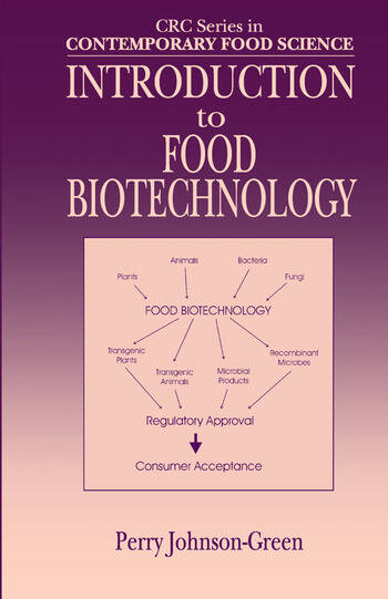 Introduction to Food Biotechnology book cover